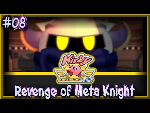 Kirby Super Star Ultra: (100%) - Revenge of Meta Knight [08]