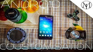 Android Coustomization II How To Coustomize Your Android
