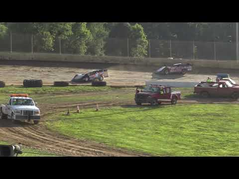 Florence Speedway | 7/15/17 | Late Models | Heats