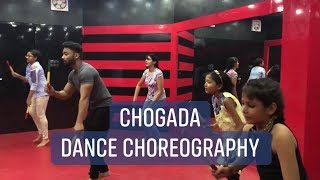 Chogada Video Song | Loveyatri | Kids Dance Choreography | Dandiya Dance | Kimesh & jyoti | BMP