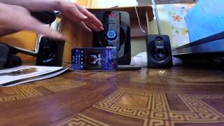 Колонки Defender Blaze M40 Pro, 2х10 Вт + сабвуфер 20 Вт, bluetooth, чорні
