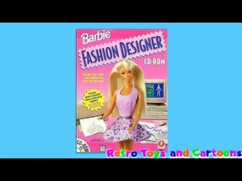Barbie Fashion Designer 1996 Mobygames