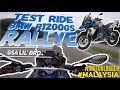 #25 Test Ride & Mini Review Bmw R1200gs Rallye | Comfy And Leisure | #motovlogger #malaysia