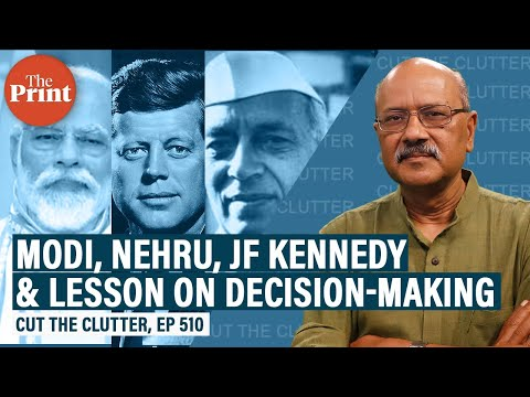 PM Modi's silence on Ladakh, when 'no decision' is good decision & lessons from Kennedy & Indira