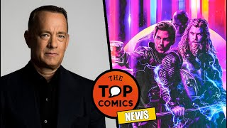 Tom Hanks enfermo I Guardianes en Thor Love and Thunder