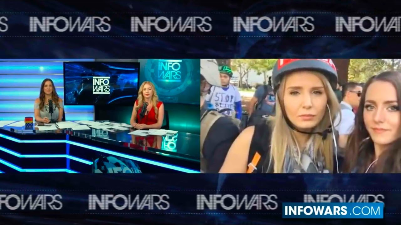 HISTORIC BERKELEY COVERAGE: Millie Weaver, Lee Ann Mcadoo, Brittany Pettibone and Lauren Southern [M