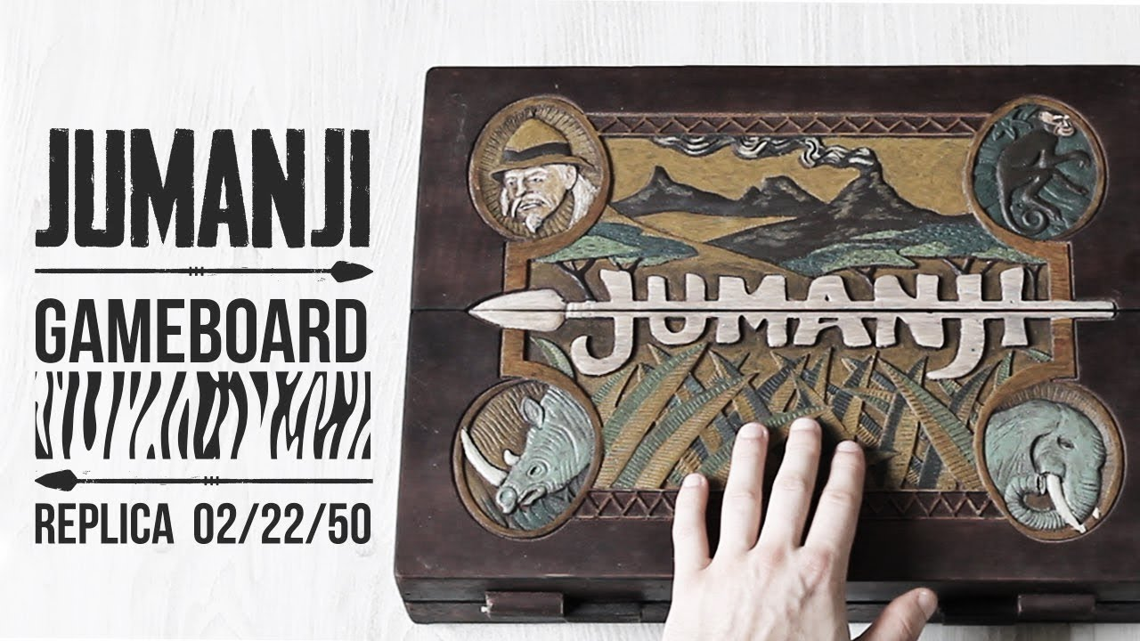 Image Result For Jumanji Game Board Replica