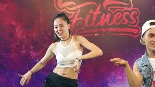 Sin Pijama | Reggaeton | Zumba Dance Workout | Lamita Fitness