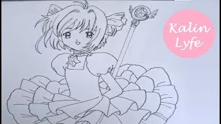 Ep14. How to draw Anime girl