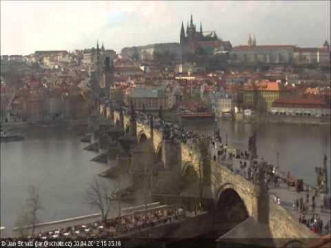 Prague Webcam - Timelapse - 29th March 2012 to 11th April 2012