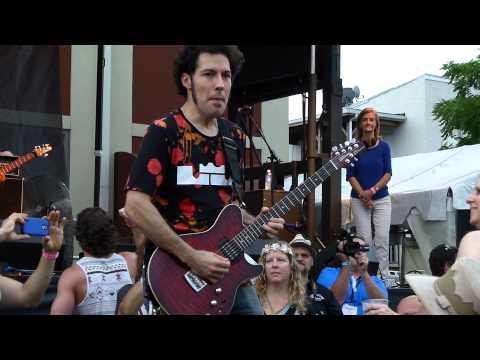 Hamilton Loomis - Bow Wow - 5/29/15 Western MD Blues Festival