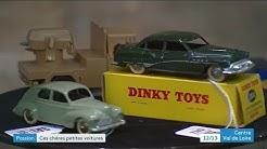Bourges : plus de 700 voitures miniatures anciennes vendues aux enchères