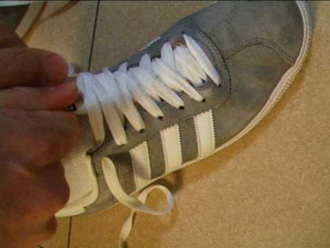 stop adidas gazelles from squeaking
