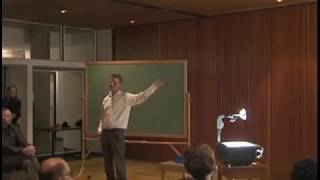 Peter Sarnak - Randomness in Number Theory (Mahler Lectures 2011)