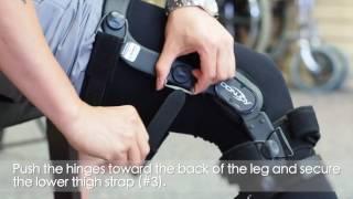 DonJoy Defiance OA - Custom Knee Brace