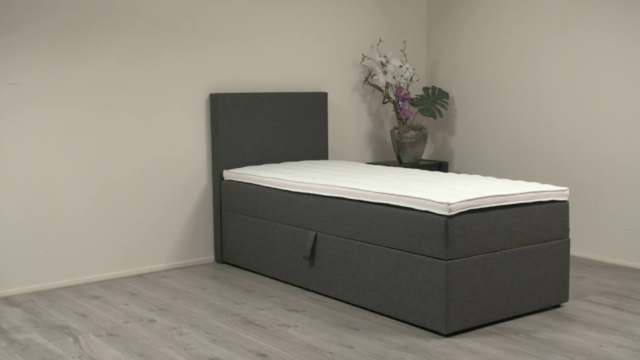 Boxspring varena persoons aximatras youtube