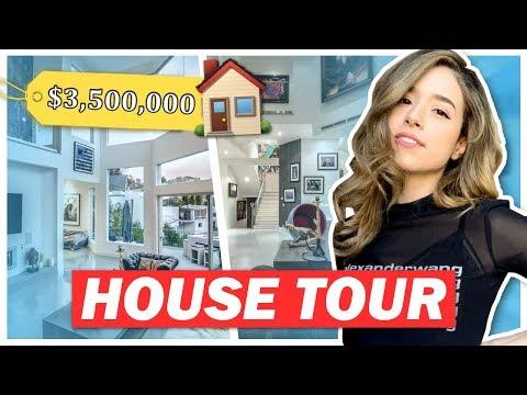 $3,500,000 MANSION House Tour + Surprise Party