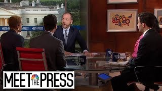 Full Panel: Trump Defends Ukrainian Call As 'Totally Appropriate' | Meet The Press | NBC News