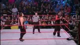 Jeff Hardy vs. Sting - TNA Victory Road 2011 (Hardy's Drug Incident)