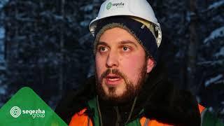 Представляем лесные профессии - мастер леса