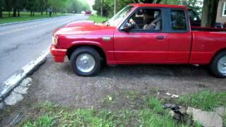 Gambar cover Small Block Mazda ( ranger ) drive off v8