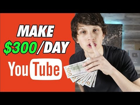 How to Make Money on YouTube Without Making Videos   Side Hustle