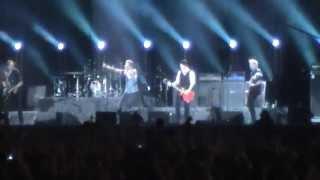 """DIE TOTEN HOSEN - Düsseldorf """" Esprit Arena """" 11/10/2013 mit Helden und Diebe VIDEO 03/10"""
