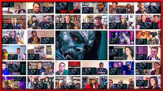 Download Morbius Teaser Trailer Mega Reactions Mashup (40+ Reactions) Mp3 and Videos