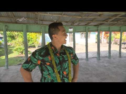 Ronnie in Samoa- Village Life
