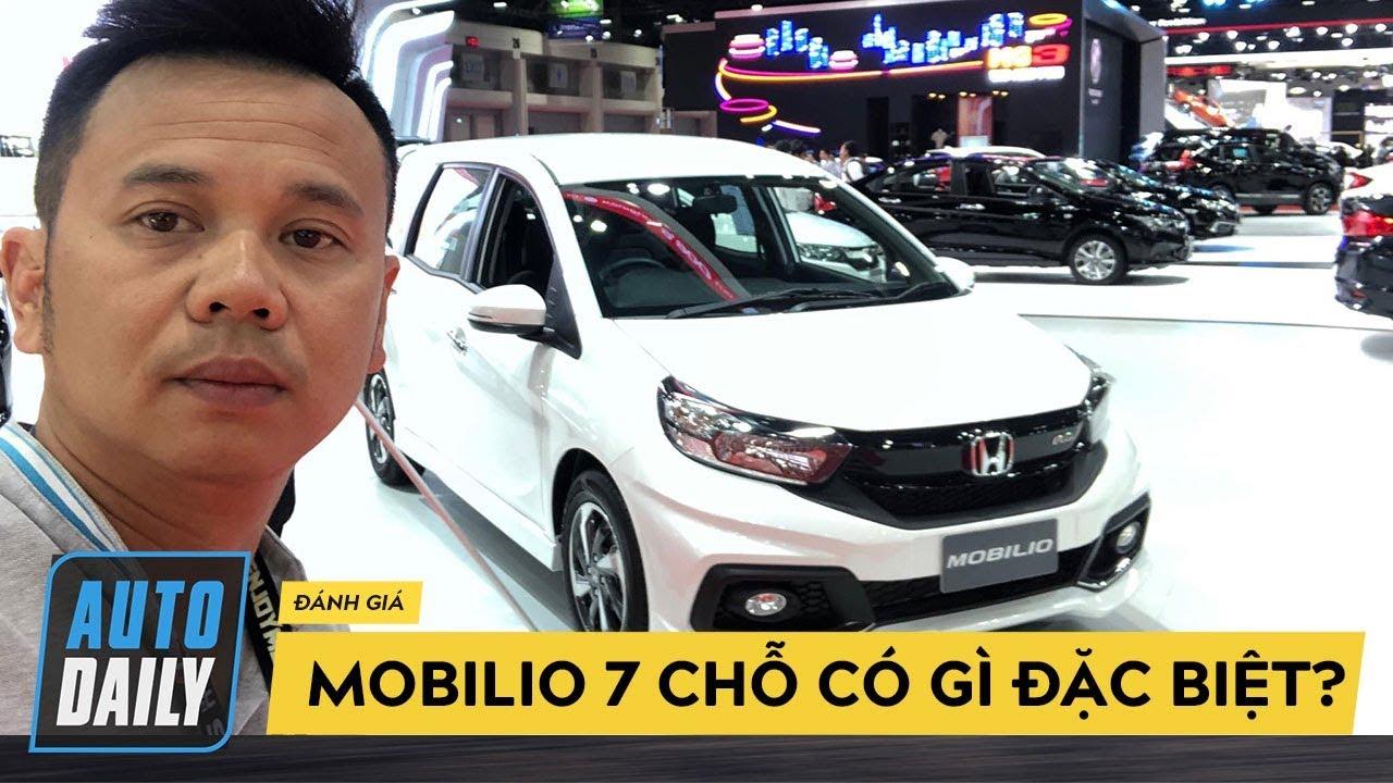 Honda Mobilio 7 chỗ giá rẻ: Đối thủ của Mitsubishi Xpander và Toyota Rush sắp về Việt Nam