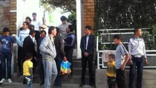 узбекская свадьба Исломбек
