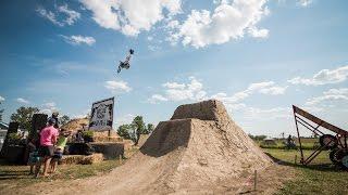 Dirt Jumping: 2016 Brose Farm Jam - The Rise MTB