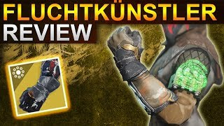 Destiny 2 Forsaken: Fluchtkünstler Review (Deutsch/German)