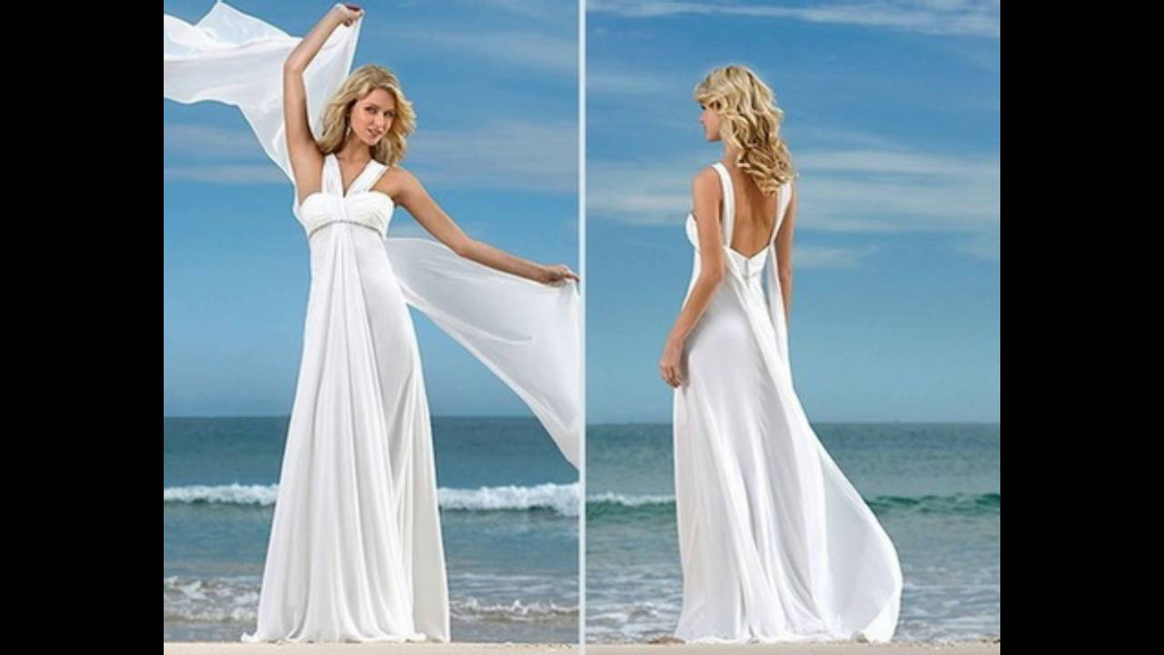 Fine Vestido De Novia Para Playa Component - Wedding Dress Ideas ...