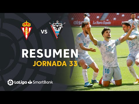 Gijon Mirandes Goals And Highlights