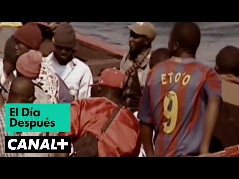 A história do refugiado africano que alcançou o quase impossível: se tornar jogador de futebol