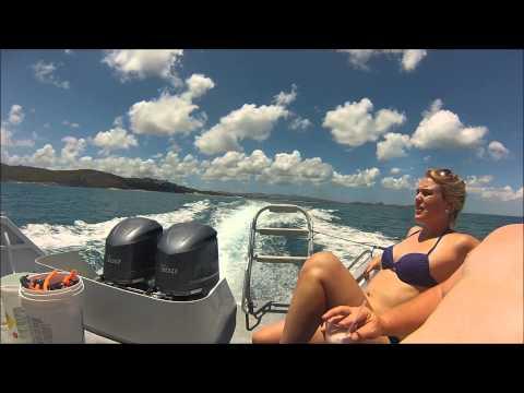 Chris & Lindsey Delia's Honeymoon Video - Sandals Antigua - 8.15.15