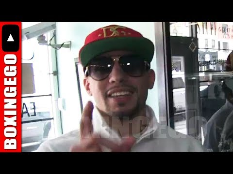 """Danny Garcia REACTS 2 Shawn Porter's CALL OUT """"SEND THE CONTRACT BOZO!"""""""