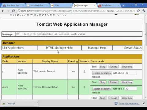Java Web Programming with Eclipse: Wiki Application, Edit Page