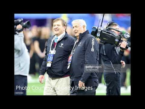 Coach Gene Stallings discusses Alabama winning number 17