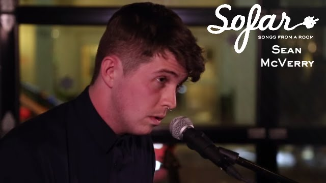One of our favorites, Sean McVerry, doing a set for Sofar Sounds.