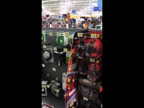 Walmart Asset Protection Stalks and Stereotypes my Girlfriend and ...