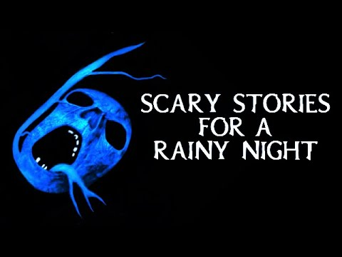Scary True Stories Told In The Rain   Thunderstorm Video   (Scary Stories)   (Rain)   (Rain Video)