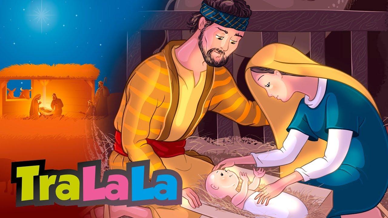 În orașul Viflaim - Colinde noi de Crăciun pentru copii TraLaLa