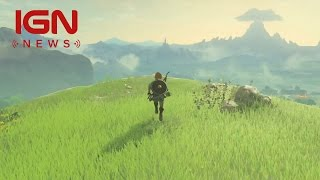 zelda breath of the wild s open world is 12 times bigger than twilight princess ign news