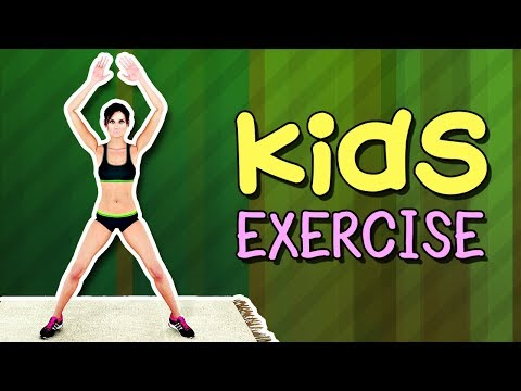 Kids Exercise – Kids Workout At Home