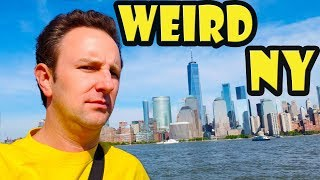 10 Weird Things to Do in New York City