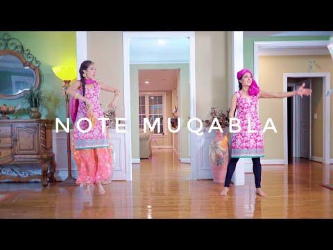 Dance on Note Muqabla Punjabi Wedding Song (by Deep Brar)