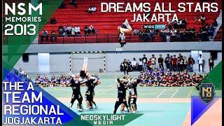 Dreams All Stars Cheerleading I @Theateamcup Regional Jogjakarta 2013 [@Neoskylight_Media]