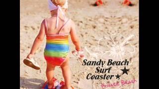 Sandy Beach Surf Coaster - Don